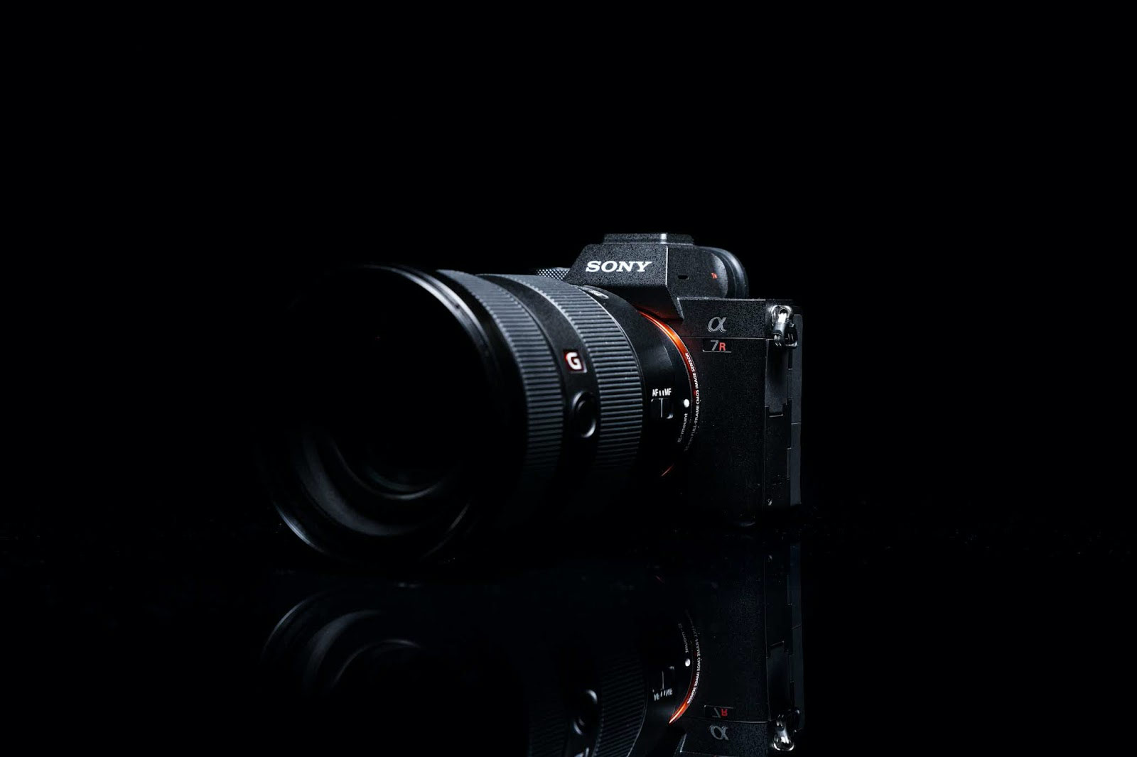 The amazing A7 Riv world highest resolution camera