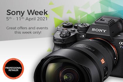 Sony Week