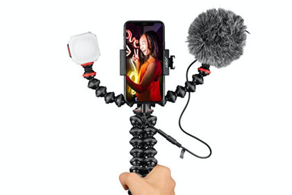 Video Equipment for Vlogging and Streaming From Home