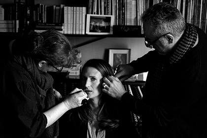 Behind the Scenes With Christophe Brachet