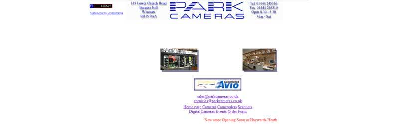Park Cameras 1999