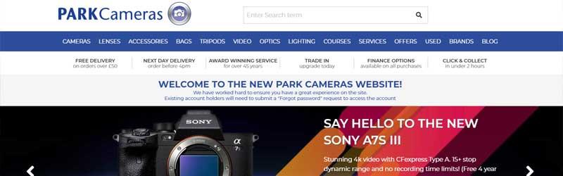 Park Cameras 2020