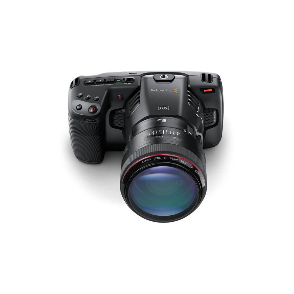 Blackmagic Design Pocket Cinema Camera 6k Body Park Cameras
