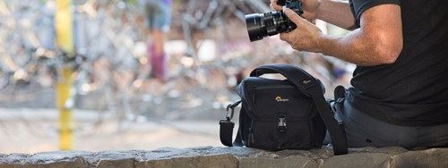 Camera bags explained
