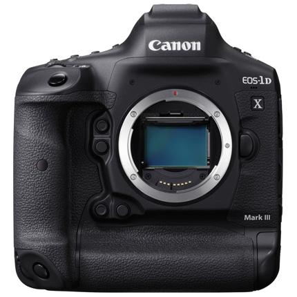 Canon EOS-1D X Mark III DSLR Body