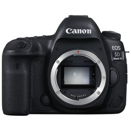 Canon EOS 5D Mark IV Digital SLR Camera Body