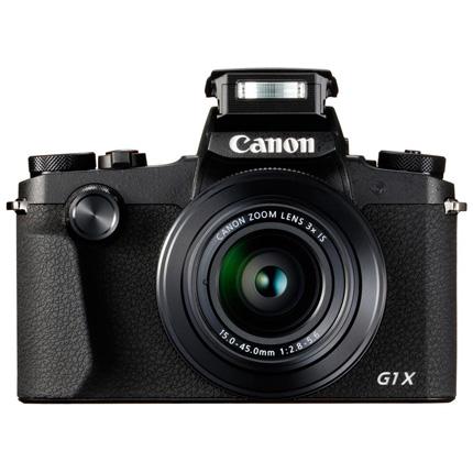 Canon PowerShot G1 X Mark III Compact Digital Camera