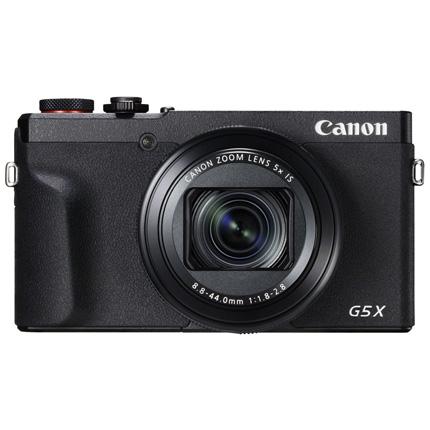 Canon PowerShot G5X II Compact Camera Dual Battery Kit