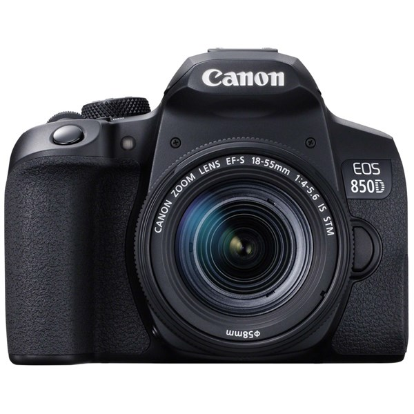 Canon EOS 850D DSLR Body With EF-S 18-55mm f/4-5.6 IS STM Lens Kit