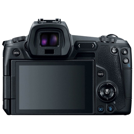 Canon EOS R Mirrorless Digital Camera Body Video 02
