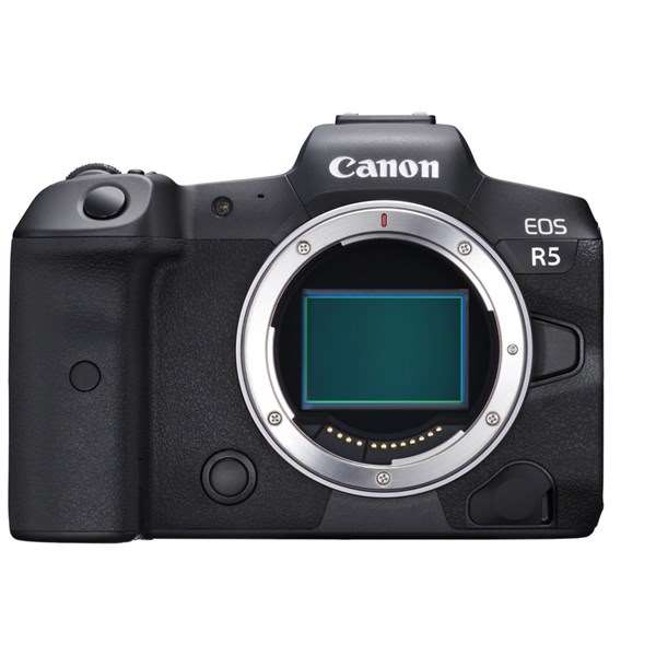 Canon EOS R5 Mirrorless Digital Camera Body Ex Demo
