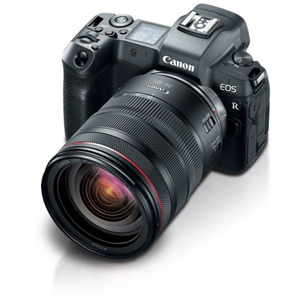 Canon EOS R Mirrorless Camera + 24-105mm f/4L IS Lens Kit