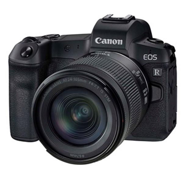 Canon EOS R Mirrorless Camera + 24-105mm f/4-7.1 Lens Kit