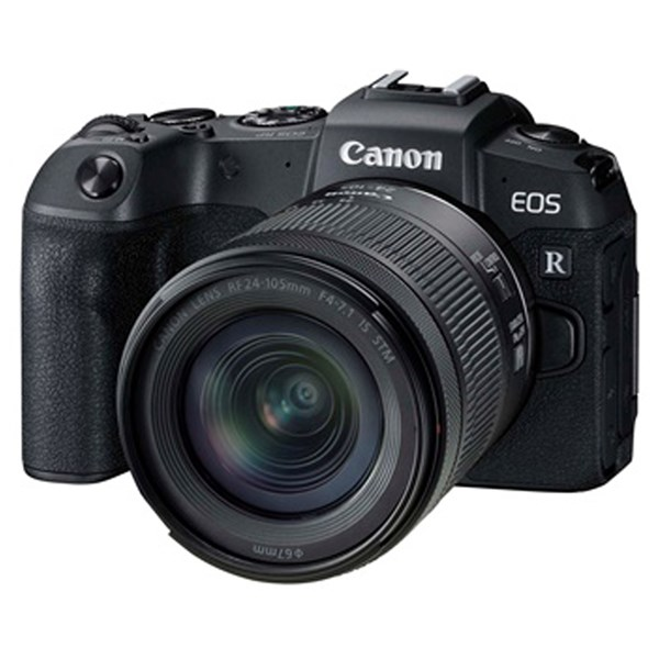 Canon EOS RP Body With RF 24-105mm f/4-7.1 IS STM Lens