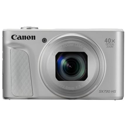 Canon PowerShot SX730 HS Compact Digital Camera Silver