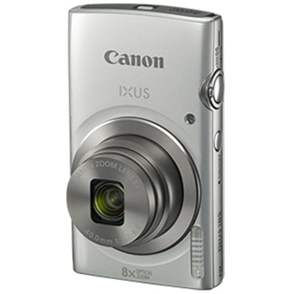 Canon IXUS 185 Compact Digital Camera Silver