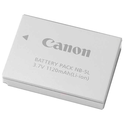 Canon NB 5L Battery Pack