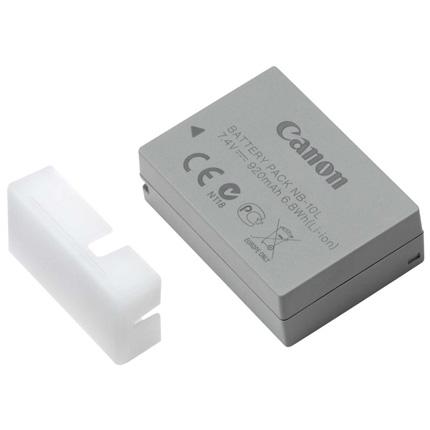 Canon NB 10L Battery