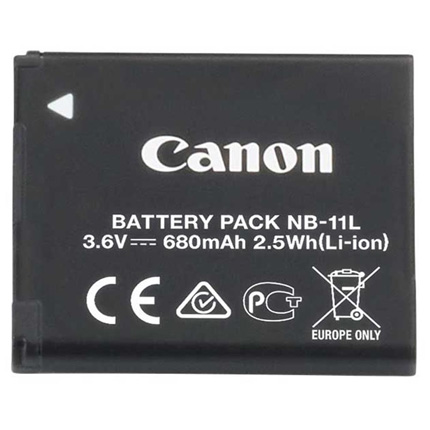 Canon NB-11LH Lithium Battery