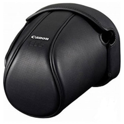 Canon EH-21L Black Leather Case for EOS 60D