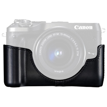 Canon EH30-CJ Black Body jacket for EOS M6