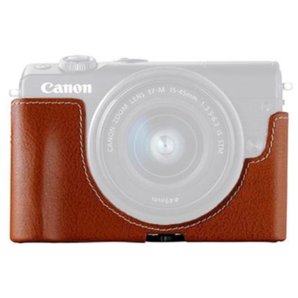 Canon EH31-FJ Light BW Leather Face Jacket