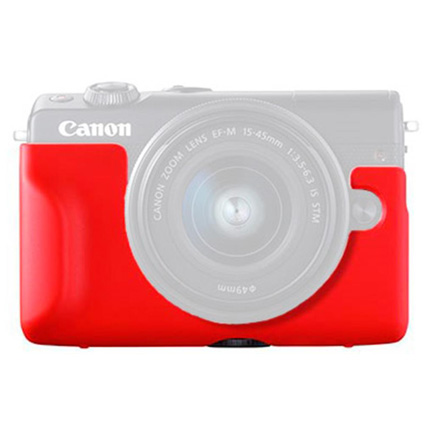 Canon EH31-FJ  Red Plastic Face Jacket