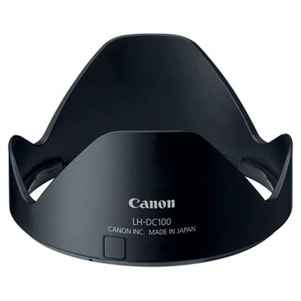 Canon Powershot G3 X LH-DC100 Lens Hood & FA-DC67B Filter Adapter