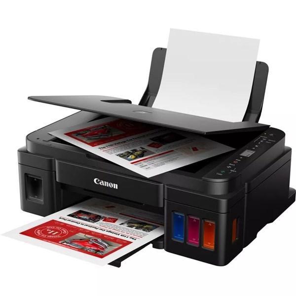 Canon PIXMA G3560 Refillable MegaTank Printer