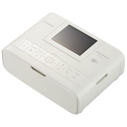 Canon Selphy CP 1300 Wireless Portable Printer - White