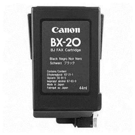 Canon BX-20 Black Cartridge