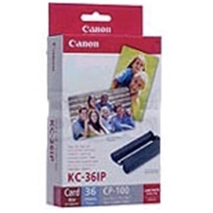 Canon KC-36IP Colour/Ink Paper Set