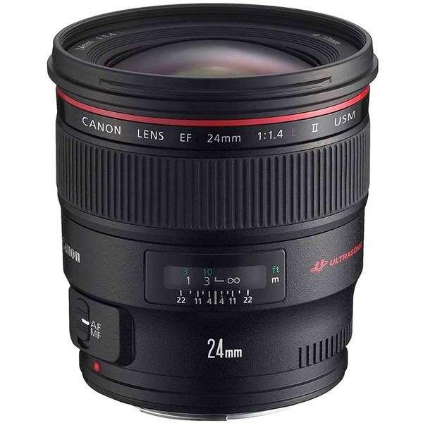 Canon EF 24mm f/1.4L Mk II USM - Ex Demo