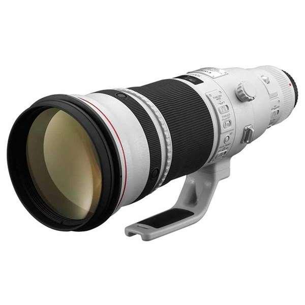Canon EF 500mm f/4L IS II USM Super Telephoto Lens