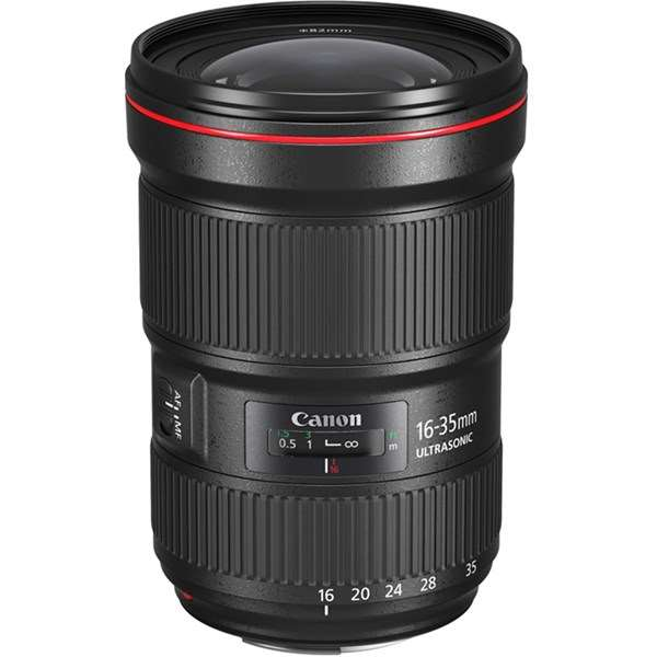 Canon EF 16-35mm f/2.8L III USM Ultra Wide Angle Zoom Lens