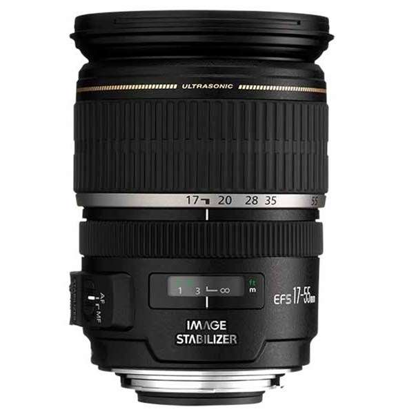 Canon EF-S 17-55mm f/2.8 IS USM Ultra Wide Angle Zoom Lens