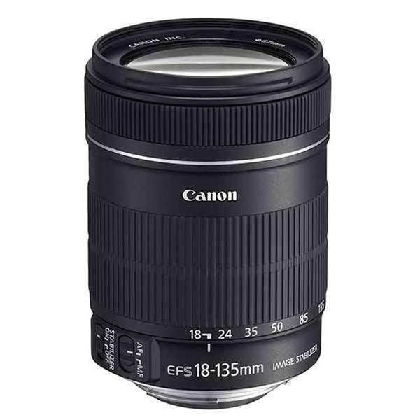 Canon EF-S 18-135mm f/3.5-5.6 IS STM Zoom Lens Ex Demo