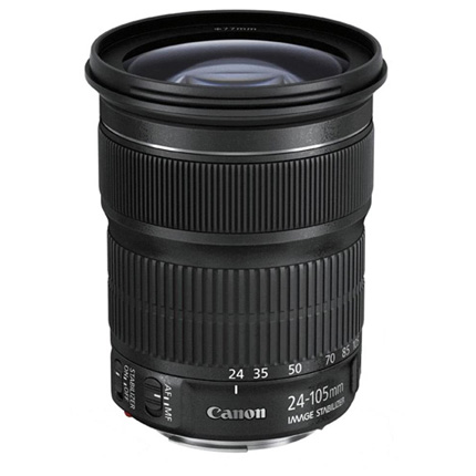 Canon EF 24-105mm f/3.5-5.6 IS STM Zoom Lens