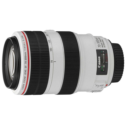 Canon EF 70-300mm f/4-5.6L IS USM Telephoto Zoom Lens