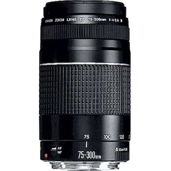 Canon EF 75-300mm f/4.0-5.6 Non USM MK III Telephoto Zoom Lens