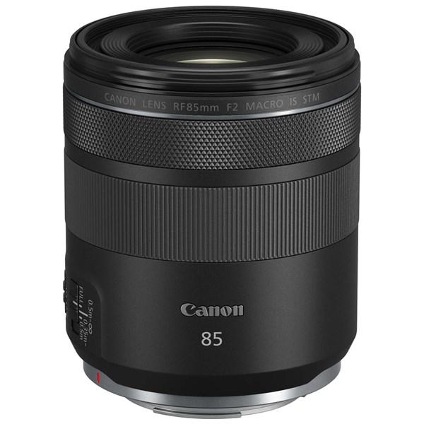 Canon RF 85mm f/2 IS Macro USM Prime Lens