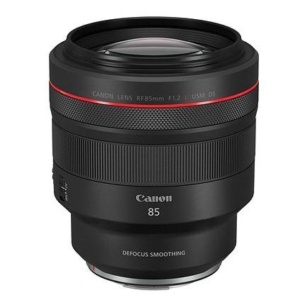 Canon RF 85mm f/1.2L USM DS Defocus Smoothing Lens