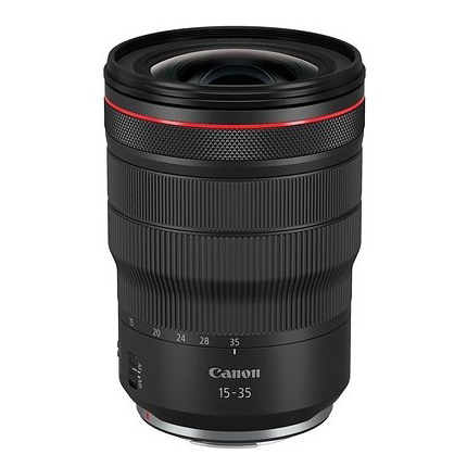 Canon RF 15-35mm f/2.8L IS USM Wide Angle Zoom Lens