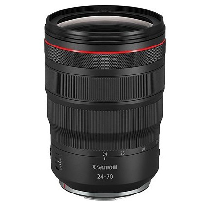 Canon RF 24-70mm f/2.8L IS USM Zoom Lens