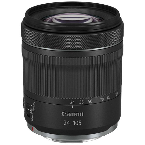 Canon RF 24-105mm f/4-7.1 IS STM Zoom Lens