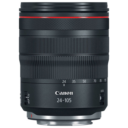 Canon RF 24-105mm Lens f/4 L IS USM