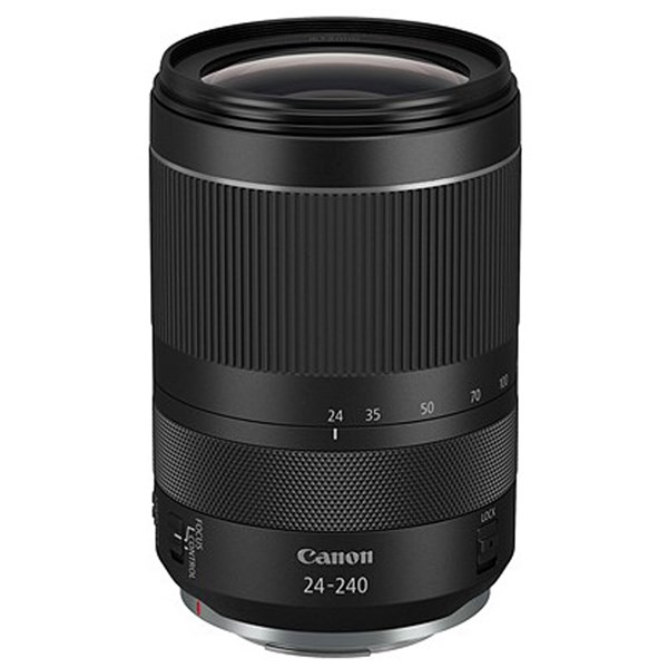 Canon RF 24-240mm f/4-6.3 IS USM Ex Demo