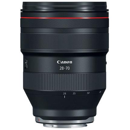 Canon RF 28-70mm Lens f/2 L USM