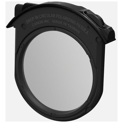 Canon Drop In Circular Polarising Filter A For EF-EOS R Mount