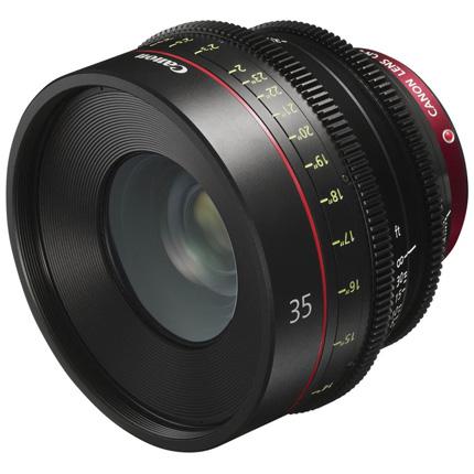 Canon CN-E 35mm T1.5 L F Prime Cine Lens